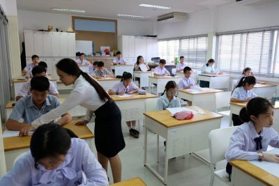 Entrance Examination Results (Round 2)
