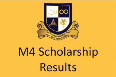 M4 scholarship exam result for academic year 2019