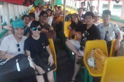 M6 Unity Trip 2019
