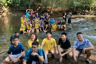 M4 Khao Yai Cross Curricular Field Trip 2018