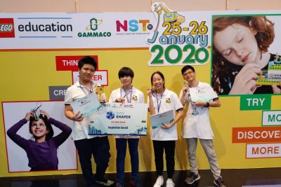 First Lego League (FLL) Robotics Competition