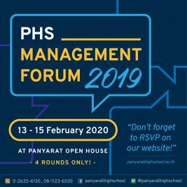 PHS Management Forum – Round 3