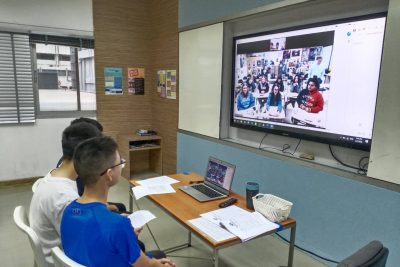 Skype Cultural Exchange 2019