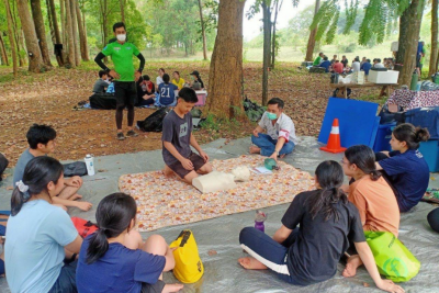 Leadership Camp 2021