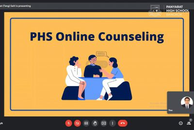 PHS Online Counselling